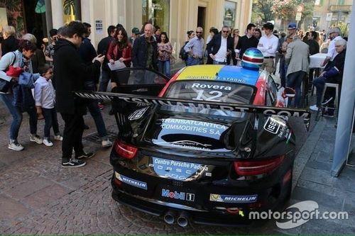 Presentazione 911 GT3 Cup
