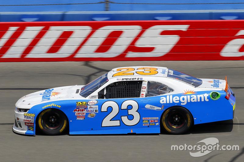 Spencer Gallagher, GMS Racing, Chevrolet