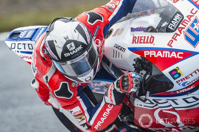 14. Скотт Реддінг, Pramac Racing - 56 очок