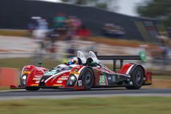 #38 Performance Tech Motorsports ORECA FLM09:  Джеймс Френч, Пато О'Уорд, Кайл Мессон