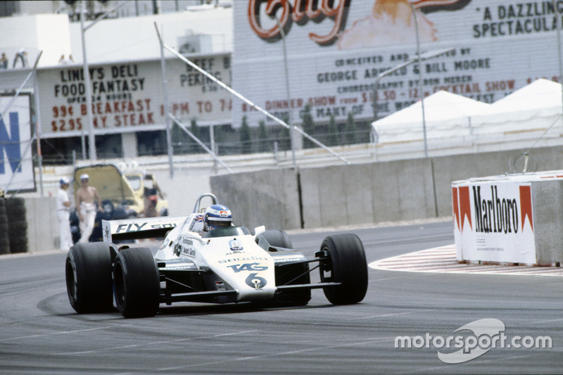 1982 - Keke Rosberg, Williams-Ford