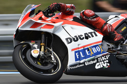 Jorge Lorenzo, Ducati Team, new fairing