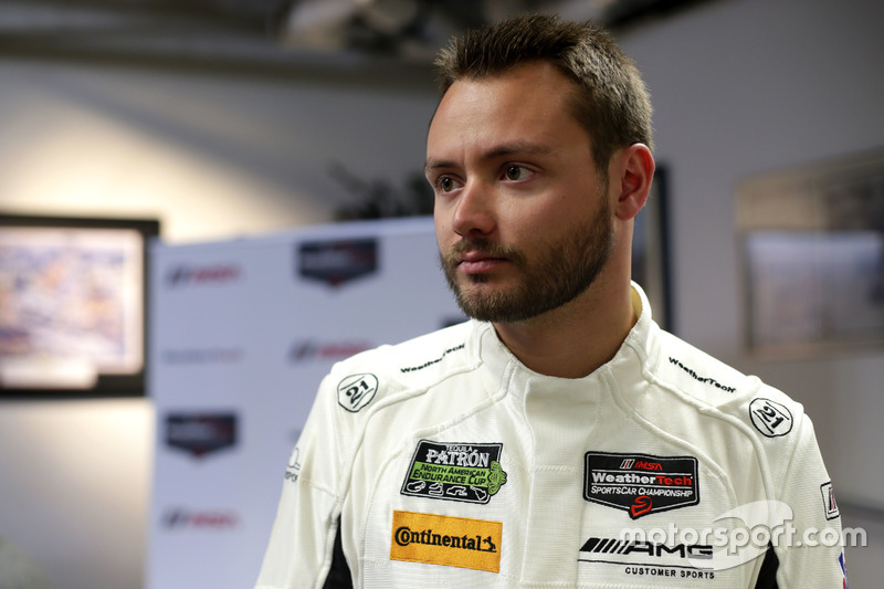Cooper MacNeil, Riley Motorsports
