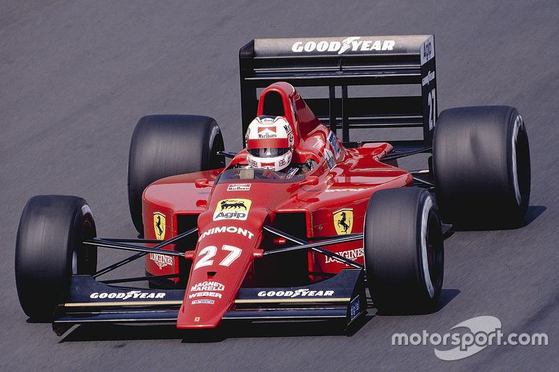 Nigel Mansell, Ferrari 640