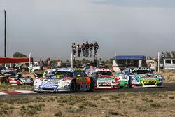 Alan Ruggiero, Laboritto Jrs Torino, Juan Pablo Gianini, JPG Racing Ford, Gaston Mazzacane, Coiro Dole Racing Chevrolet