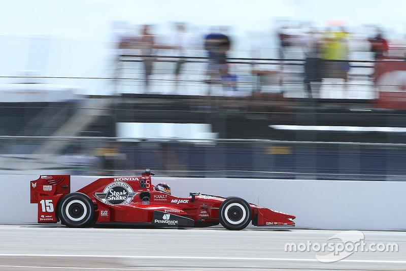#15 Graham Rahal (Rahal-Honda)