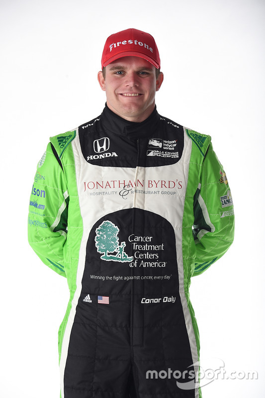 Conor Daly, Dale Coyne Racing Honda