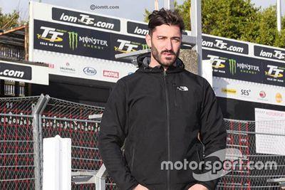 Alessandro Polita al TT su BMW S 1000R