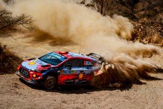 Дані Сордо, Карлос дель Барріо, Hyundai Motorsport, Hyundai i20 Coupe WRC