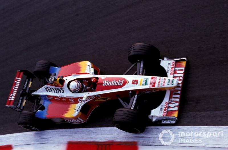 1999: Williams-Supertec FW21
