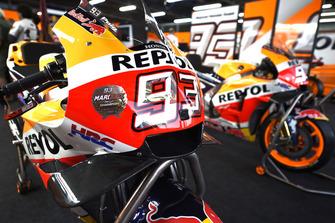 Marc Marquez, Repsol Honda Team, Bike