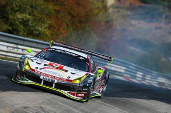 #11 Wochenspiegel Team Monschau Ferrari 488 GT3: Leonard Weiss, Nico Menzel, Daniel Keilwitz