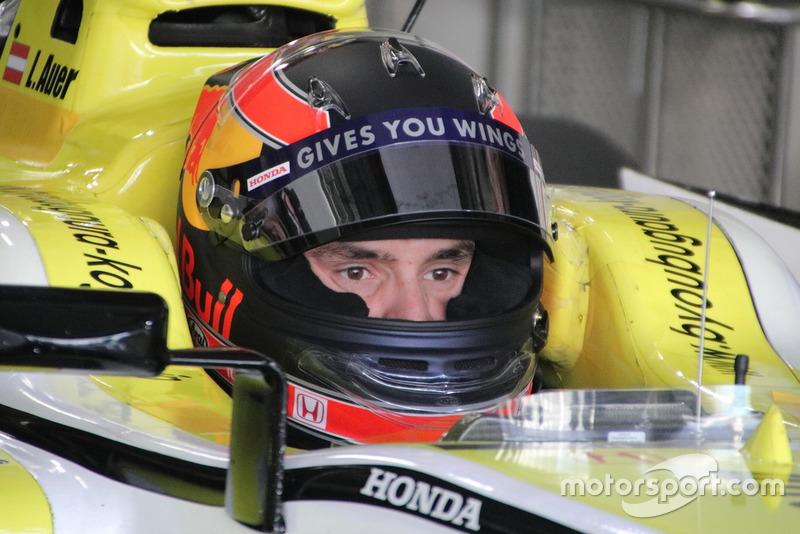 Lucas Auer(B-Max Racing team)