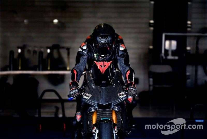 Galería: el test de Hamilton en Jerez con la Superbike