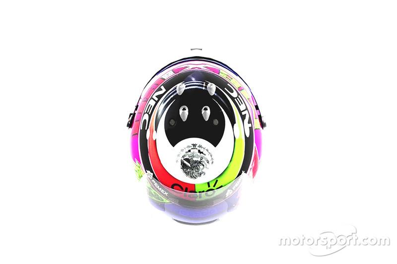 GP Meksiko - Sergio Pérez
