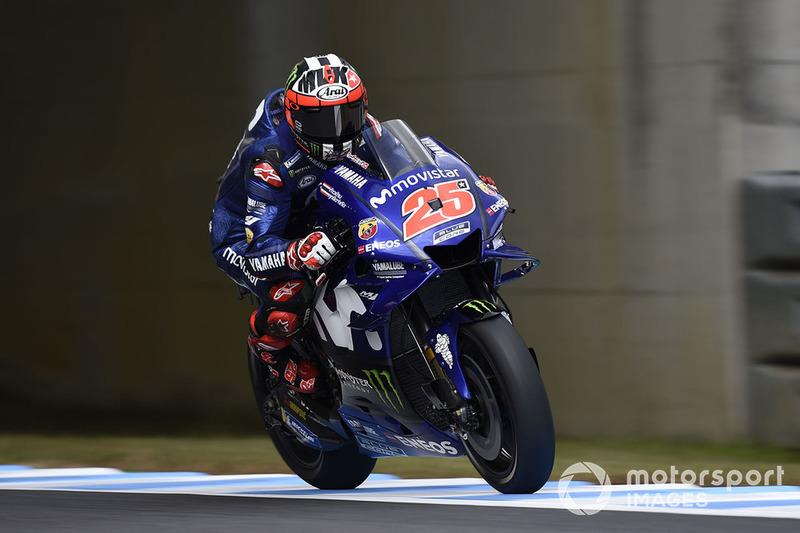 Маверік Віньялес Yamaha Factory Racing