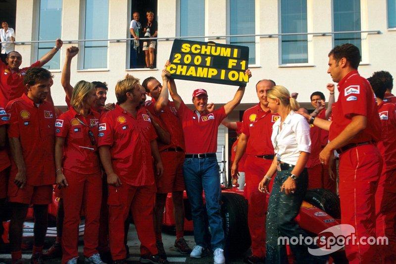 Гран При Венгрии 2001