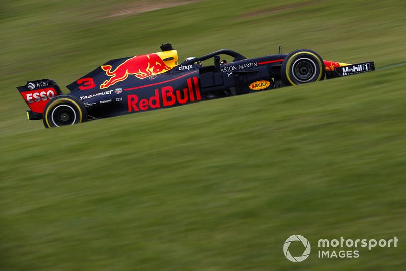 Daniel Ricciardo, Red Bull Racing RB14.