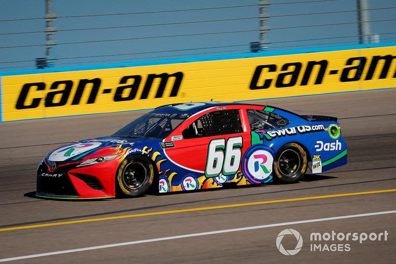 37. Timmy Hill, Phoenix Air Racing, Toyota Camry Rewards.com