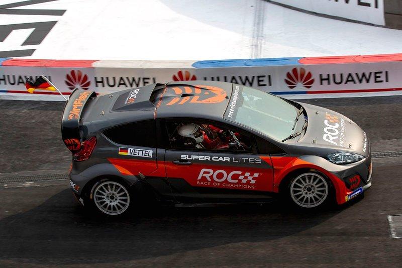 Себастьян Феттель, RX Supercar Lite