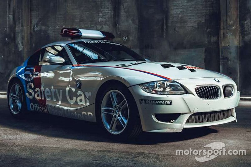 2007: BMW Z4 M Coupé safety car