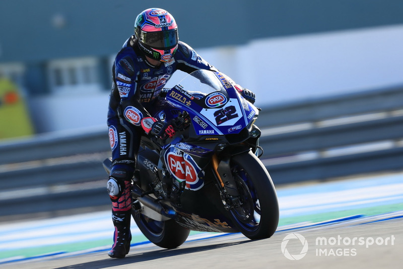 Alex Lowes (Pata Yamaha)