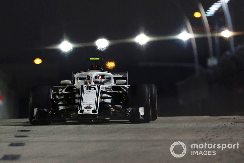 Contratado pela Ferrari para 2019, Charles Leclerc foi o nono