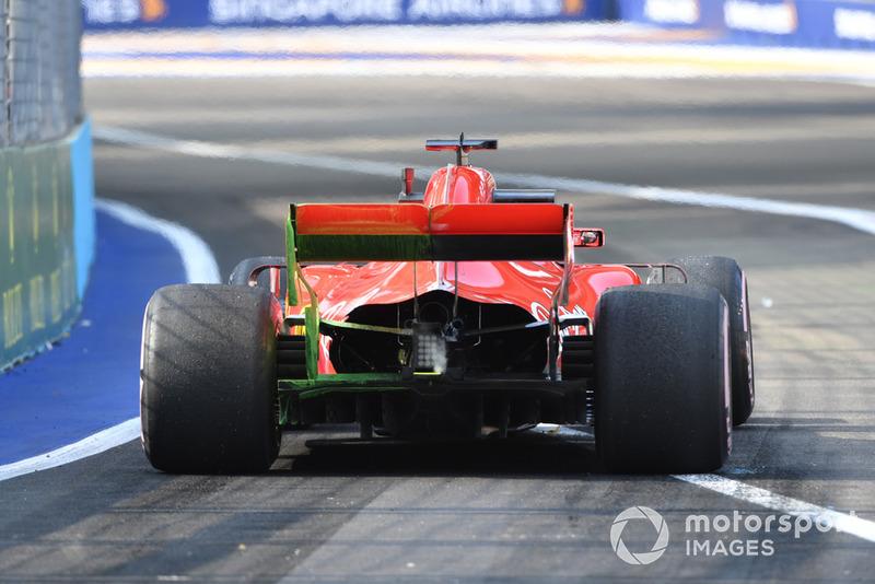 3 місце — Себастьян Феттель, Ferrari. Умовний бал — 37,04