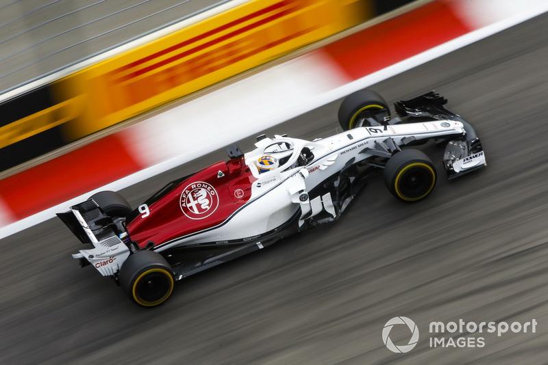 10: Маркус Эрикссон, Sauber C37, 1'35.196