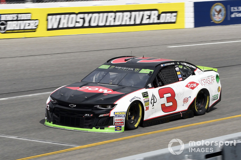 Austin Dillon, Richard Childress Racing, Chevrolet Camaro Dow VORASURF