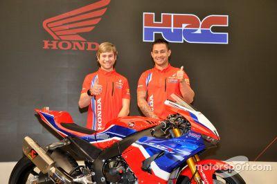 Honda Team lansmanı