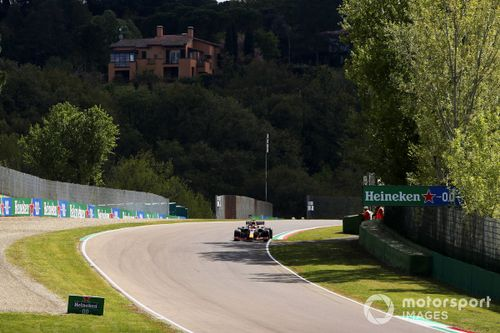 Liveblog - De kwalificatie voor de Grand Prix van Emilia-Romagna