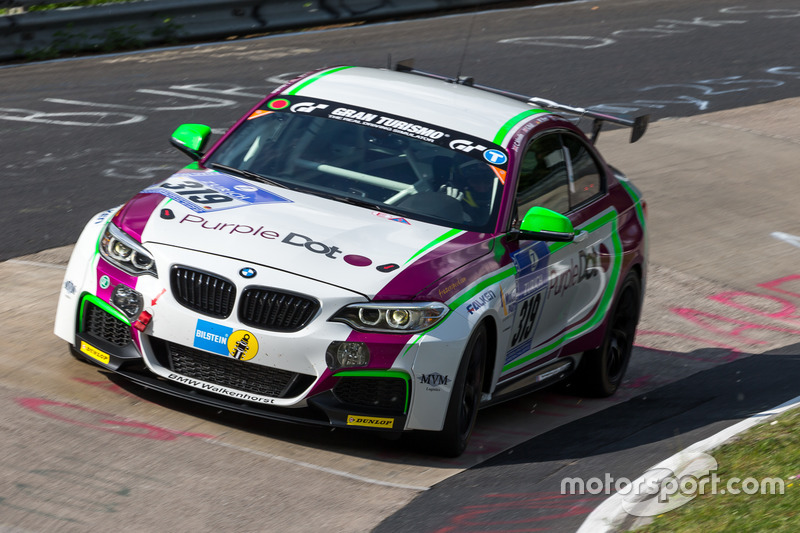 #319 Walkenhorst Motorsport powered by Dunlop, BMW M235i Racing Cup: Thomas D. Hetzer, Stefan Kruse, Henning Cramer