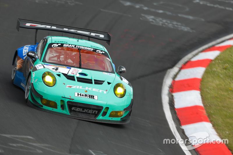 #44 Falken Motorsport, Porsche 991 GT3 R
