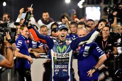 Победитель гонки - Хорхе Лоренсо, Movistar Yamaha MotoGP, Yamaha