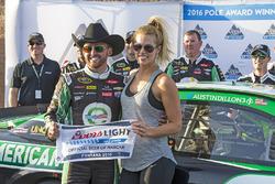 Austin Dillon, Richard Childress Racing Chevrolet pole winner