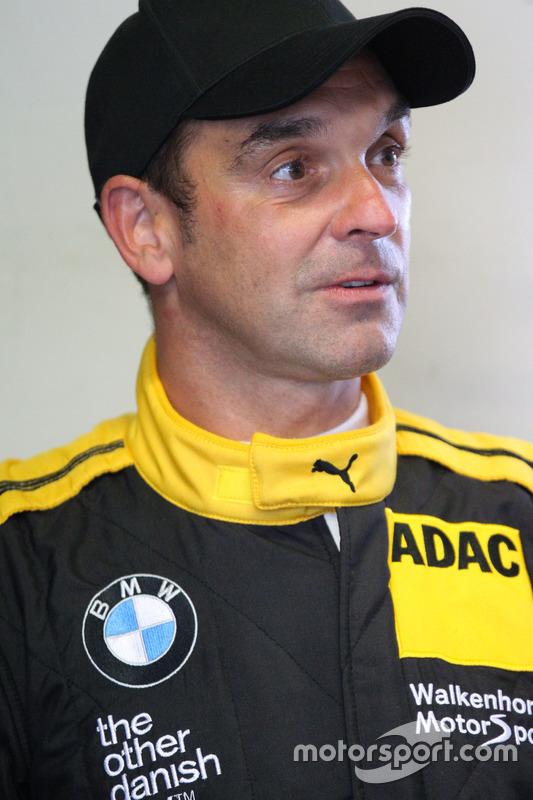 Jörg Müller, BMW M6 GT3