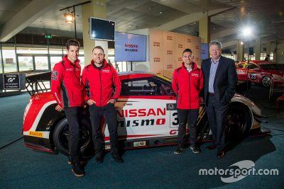 Nissan Motorsport program announcement
