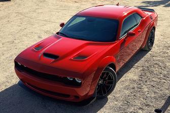 Dodge Challenger SRT Redeye