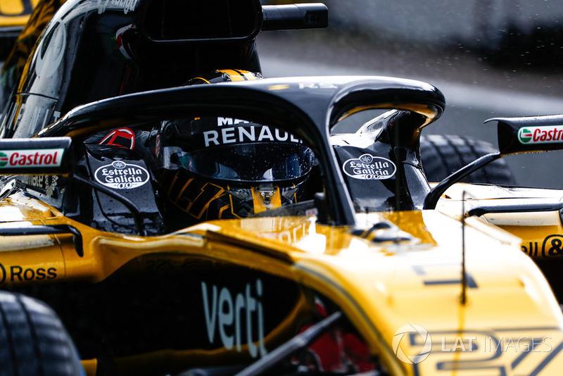 15 місце — Ніко Хюлькенберг, Renault. Умовний бал — 6,63
