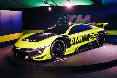 Presentación del coche eléctrico