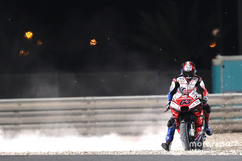 Ausritt: Francesco Bagnaia, Pramac Racing