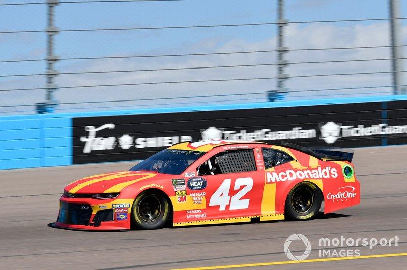 6. Kyle Larson, Chip Ganassi Racing, Chevrolet Camaro