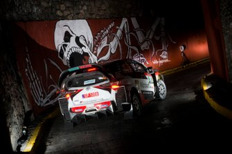 Кріс Мік, Себастьян Маршалл, Toyota Gazoo Racing