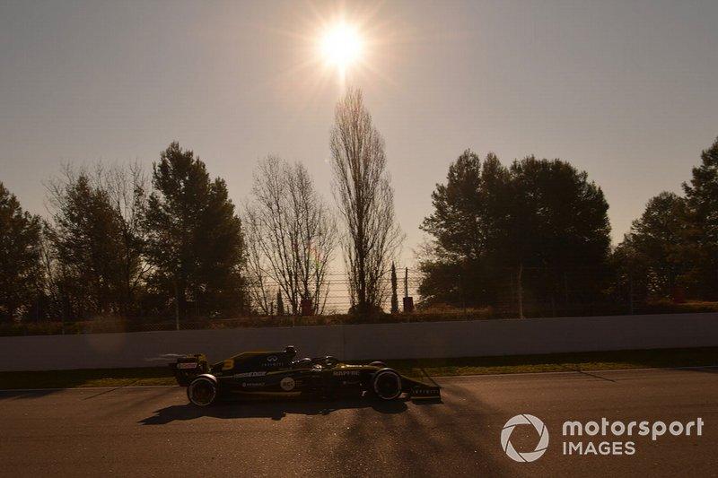 Даніель Ріккардо, Renault F1 Team R.S. 19
