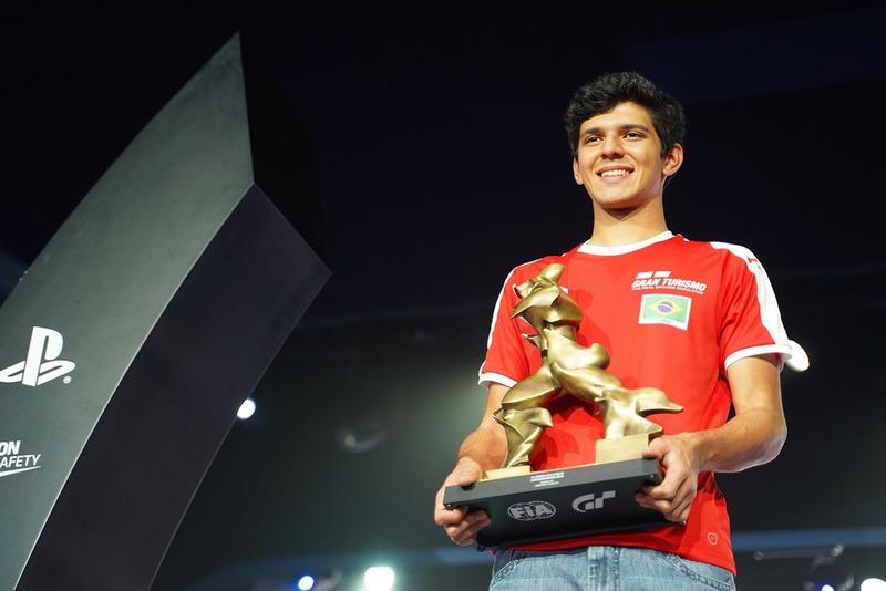 Mundial FIA Gran Turismo: Igor Fraga
