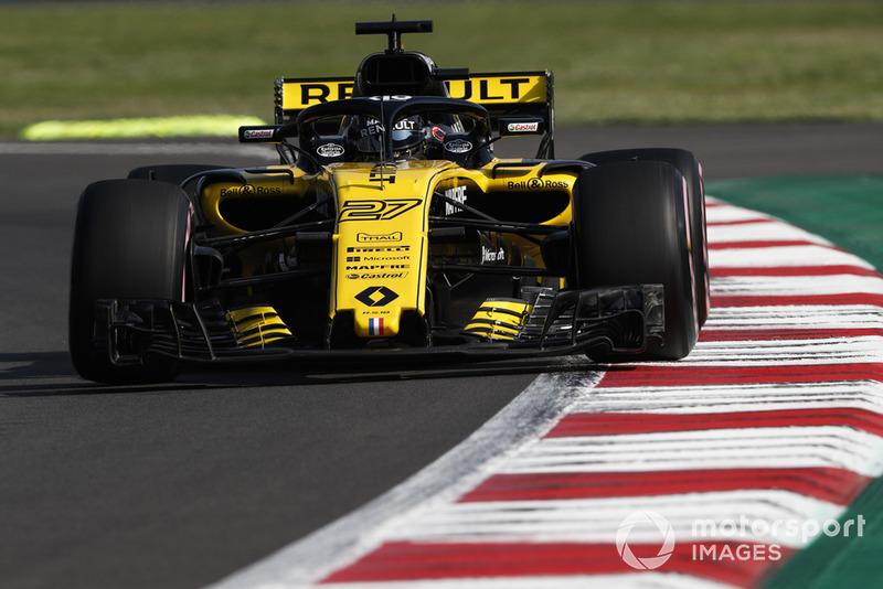 5. Nico Hülkenberg, Renault Sport F1 Team