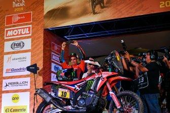 Подіум: Monster Energy Honda Team Honda: Хосе Ігнасіо Корнехо Флорімо