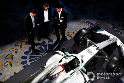 Designpräsentation: Mercedes 2020