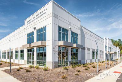 Технический центр General Motors в Шарлотте